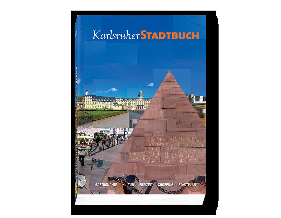 Das Karlsruher Stadtbuch 2010