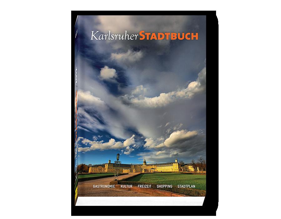 Das Karlsruher Stadtbuch 2012