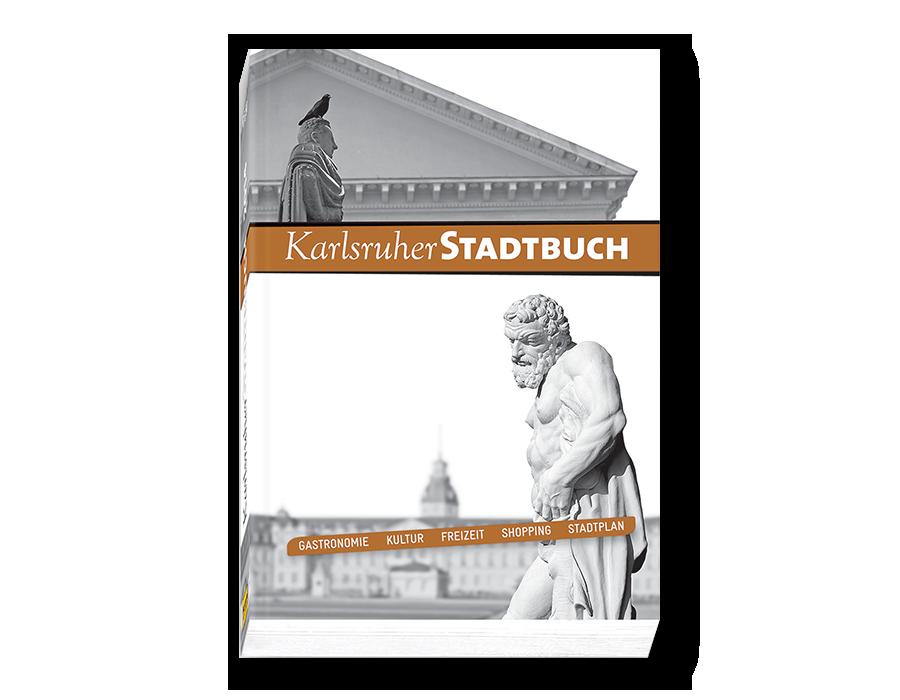 Das Karlsruher Stadtbuch 2014