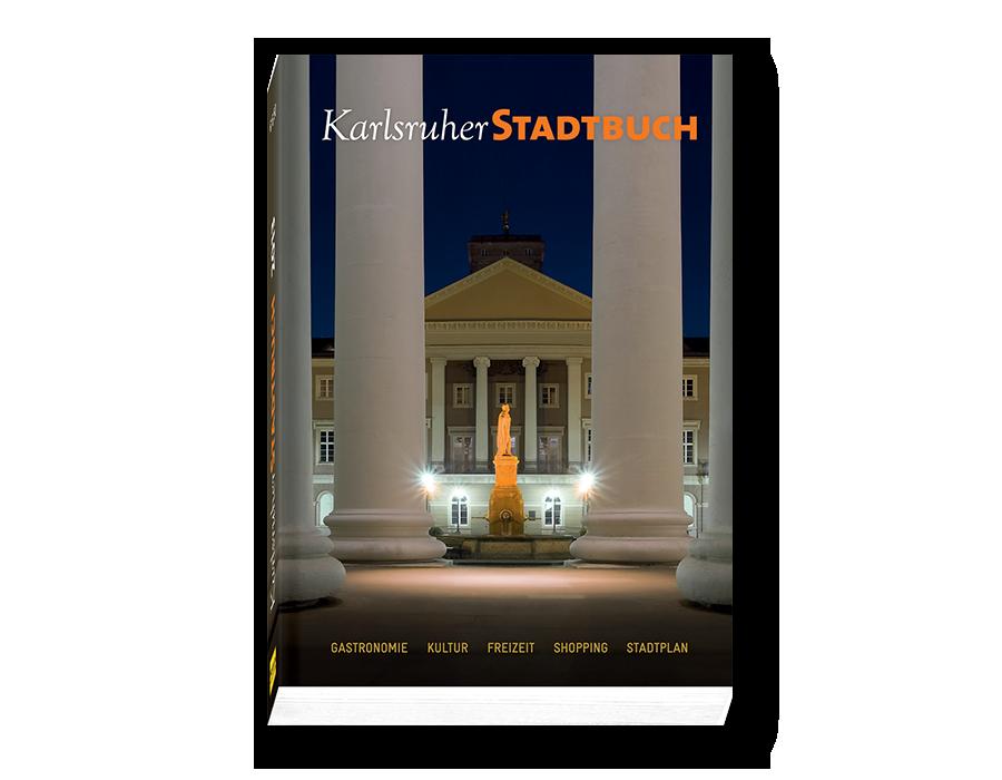 Das Karlsruher Stadtbuch 2013