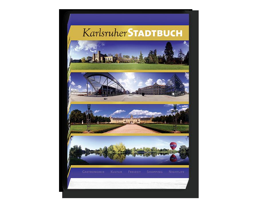 Karlsruher Stadtbuch 2007