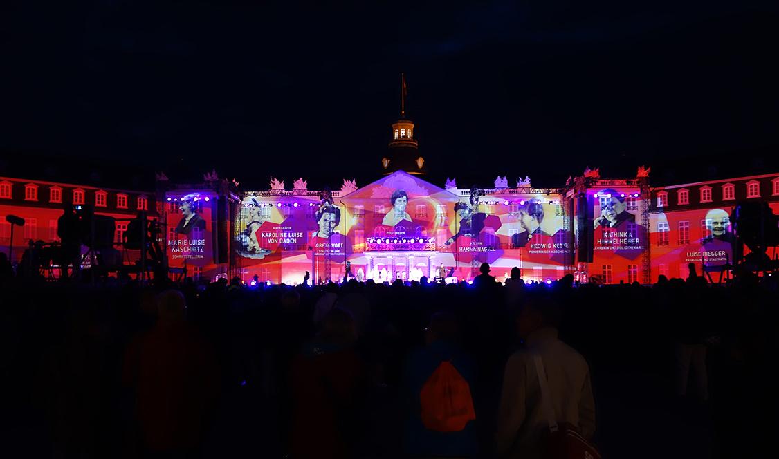 Die Schlosslichtspiele sinderöffnet
