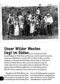 Cowboy, Indianer, Karlsruhe, Wilder Westen