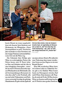Karlsruhe, fünf, Restaurant, Ehrlichs Wein-Contor