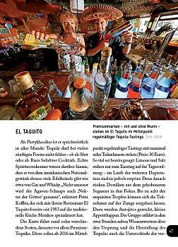 Karlsruhe, El Taquito, Tequila, Tasting