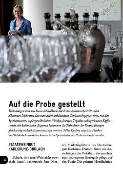 Karlsruhe, Yvonne Heistermann, Weinprobe, Sekt, Aurum Weinbar