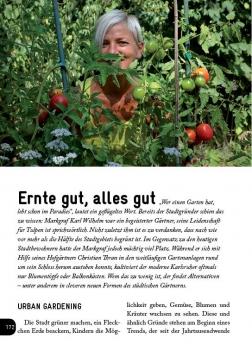 Schrebergarten, Karlsruhe, Urban Gardening