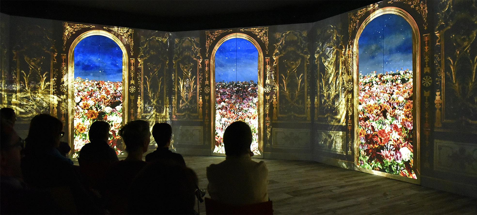 """Neu: """"Indoor-Schlosslichtspiele"""" (mitVideo)"""