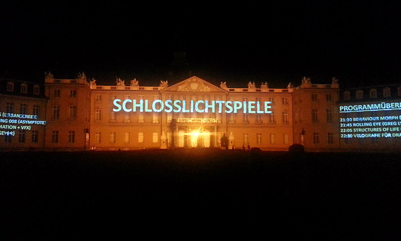Schlosslichtspiele 2017 beginnen (mitVideo)